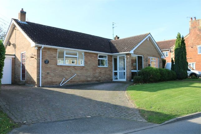 Thumbnail Detached bungalow for sale in 50 Northorpe, Thurlby, Bourne, Lincolnshire