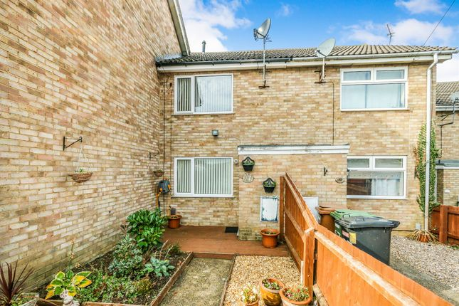 Thumbnail Terraced house for sale in Saxon Rise, Irchester, Wellingborough