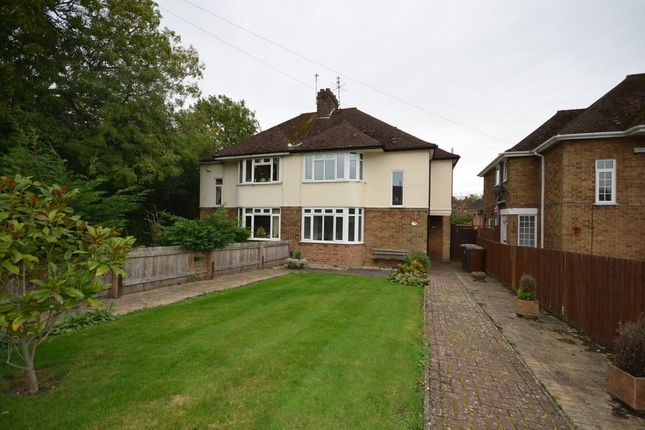 Thumbnail Semi-detached house to rent in Cottingham Road, Corby