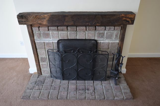 Fireplace of The Boulevard, Pevensey Bay BN24