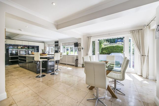 Thumbnail Detached house to rent in Park Close, Esher