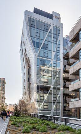 External Façade Of The Contemporary At 515 West 23rd Street