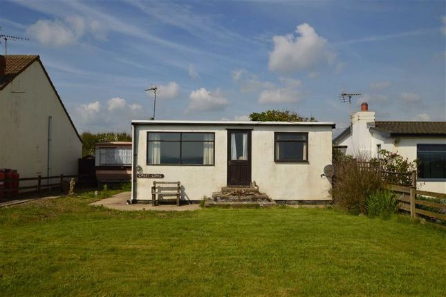Thumbnail Detached bungalow for sale in Green Lane, Skipsea, East Yorkshire