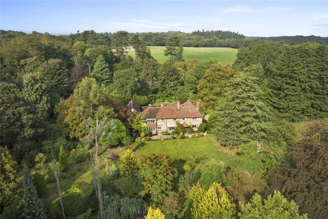 Thumbnail Detached house for sale in Ranmore Common, Dorking, Surrey