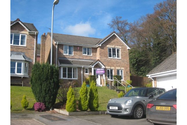 Thumbnail Detached house for sale in Dorallt Close, Cwmbran
