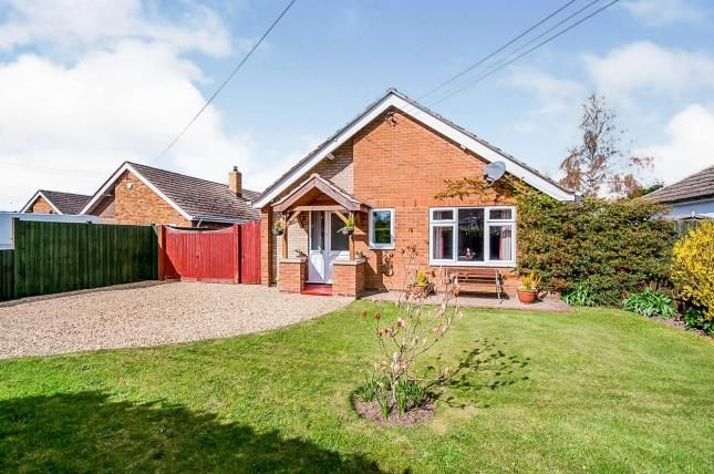 2 bed bungalow for sale in West Fen Lane, Stickney, Boston, Lincolnshire PE22