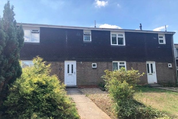 Thumbnail Terraced house to rent in Munnings Close, Basingstoke