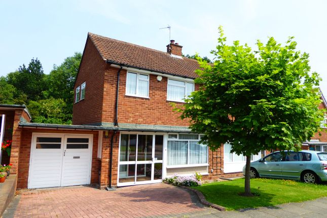 Thumbnail Semi-detached house for sale in St Denis Road, Birmingham