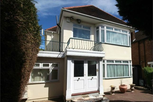 Thumbnail Detached house for sale in Penshurst Gardens, Edgware, Middlesex