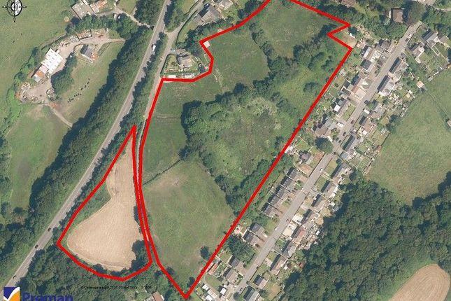 Thumbnail Land for sale in Ynys Y Mond Road, Alltwen, Pontardawe, Swansea