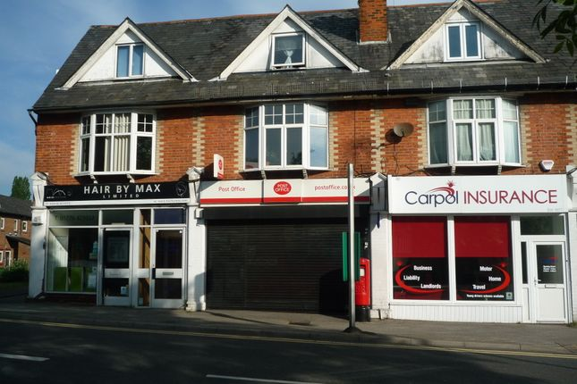 Thumbnail Retail premises for sale in Frimley High Street, Frimley