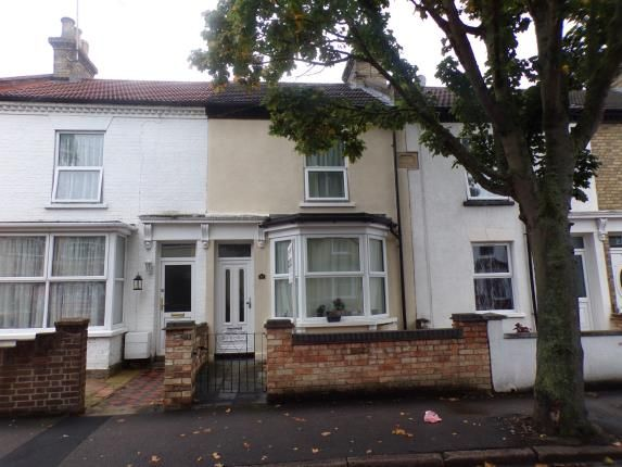 Thumbnail Terraced house for sale in Brereton Road, Bedford, Bedfordshire