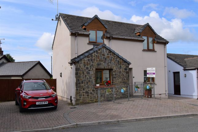 Thumbnail Detached house for sale in 2 St. Annes Drive, New Hedges, Tenby