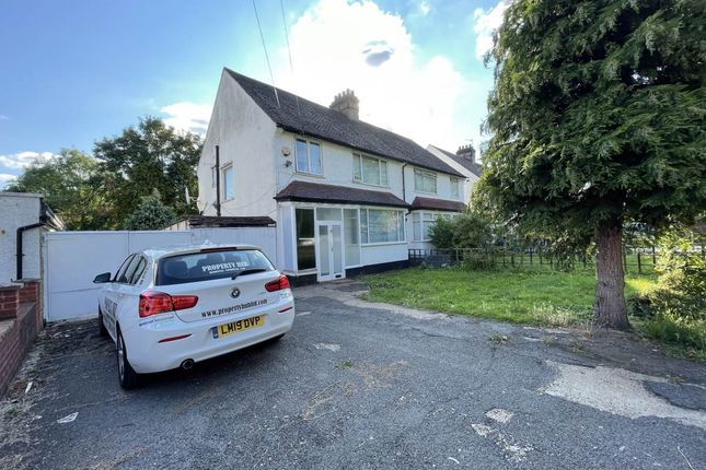 Thumbnail Semi-detached house to rent in Brook Avenue, Wembley