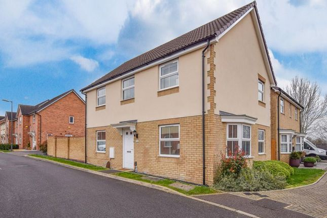 Thumbnail Detached house for sale in Wiseman Close, Aylesbury