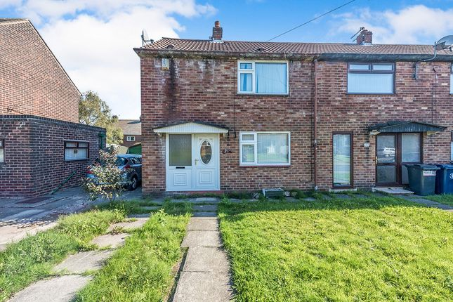 Thumbnail Terraced house to rent in Rose Crescent, Skelmersdale