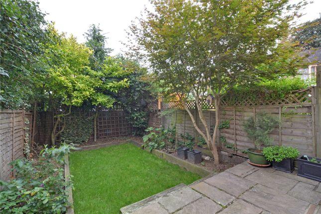 Garden of Combedale Road, Greenwich, London SE10