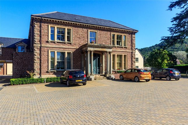 Thumbnail Flat for sale in The Chasedales, Walford Road, Ross-On-Wye, Herefordshire