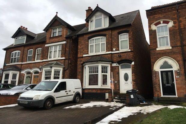 Thumbnail Room to rent in Frederick Road, Rm 1, Erdington