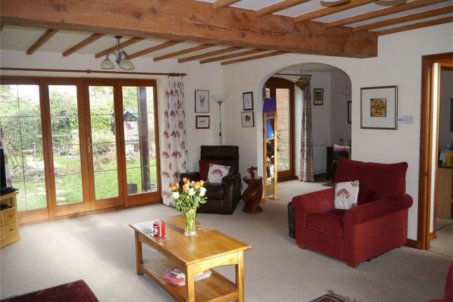Thumbnail Detached house for sale in Hoo Lane, Tewkesbury, Gloucestershire