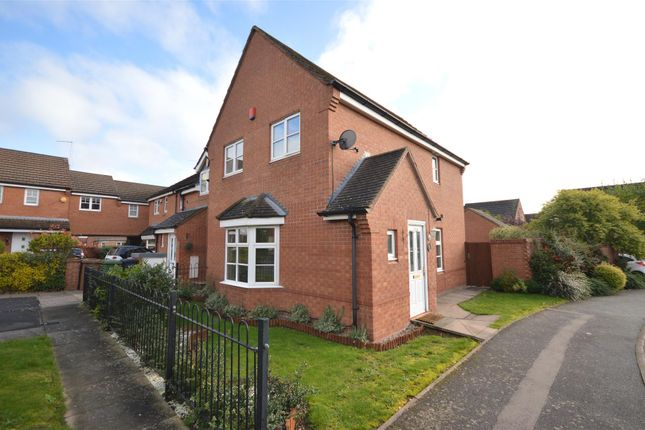 Thumbnail End terrace house for sale in Wavers Marston, Marston Green, Birmingham