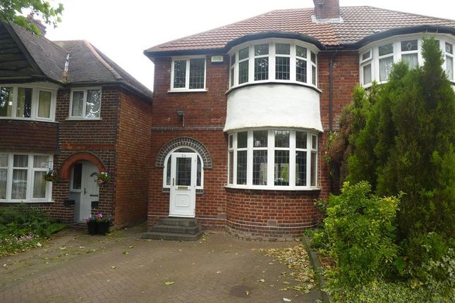 3 bed semi-detached house to rent in Woodford Green Road, Birmingham B28