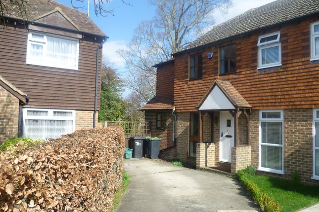 Thumbnail Semi-detached house to rent in Cherry Orchard, Ditton, Aylesford