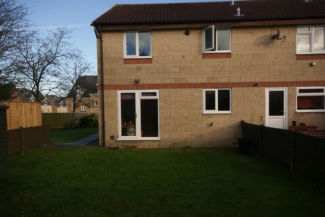 Thumbnail Detached house to rent in Ray Close, Chippenham