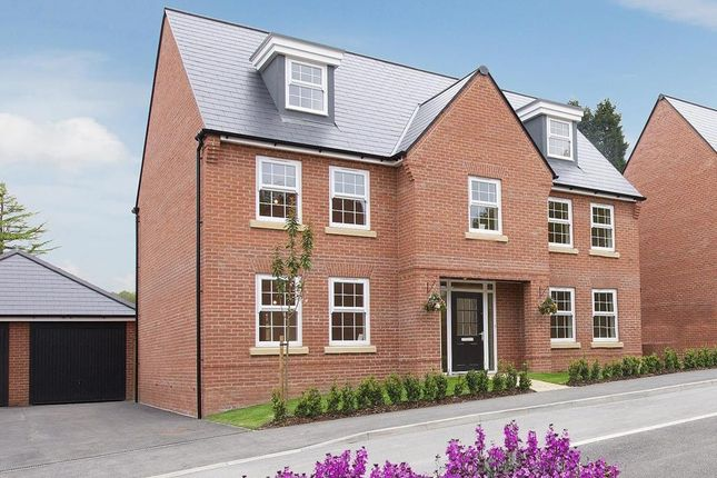"Thumbnail Detached house for sale in ""Lichfield"" at Old Derby Road, Ashbourne"