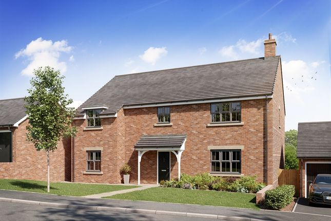 """Thumbnail Detached house for sale in """"The Raeburn"""" at Bullers Green, Morpeth"""