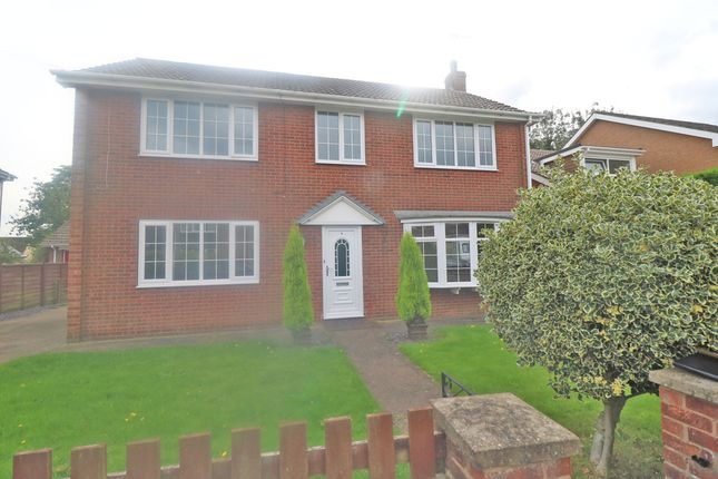 Thumbnail Detached house for sale in The Meadows, Westwoodside, Doncaster