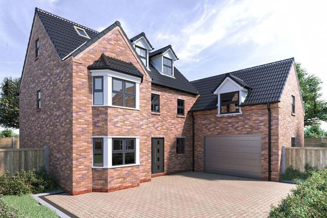 Thumbnail Detached house for sale in Plot 4, Lakeside, Ealand