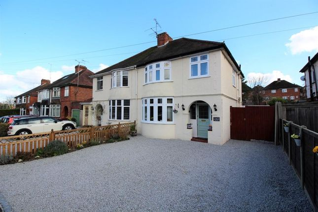 Semi-detached house for sale in Kentwood Hill, Tilehurst, Reading