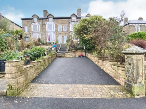 Thumbnail Terraced house for sale in Corbar Road, Buxton