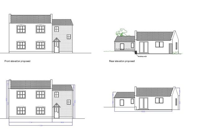 Refused Proposed Elevations