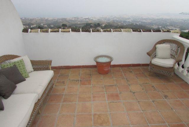 Uper Terrace of Spain, Málaga, Mijas