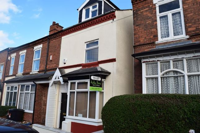 Shared accommodation to rent in Heeley Road, Selly Oak, Birmingham