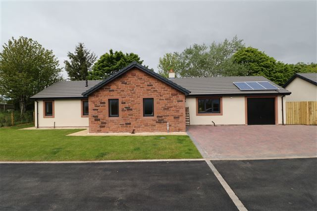 3 bed bungalow for sale in Smithfield, Kirklinton, Carlisle, Cumbria