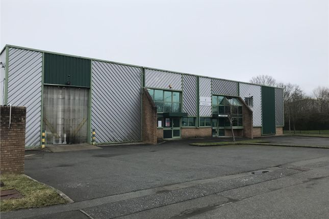 Thumbnail Warehouse to let in Unit 51, Clywedog Road North, Wrexham, Wrexham LL139Xn