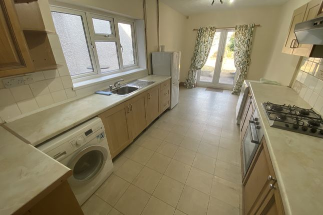 Thumbnail Terraced house to rent in Vivian Road, Newport, Gwent