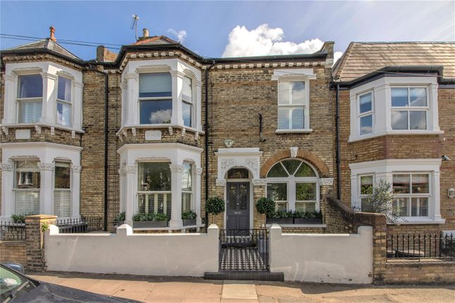 Thumbnail Terraced house for sale in Mallinson Road, London