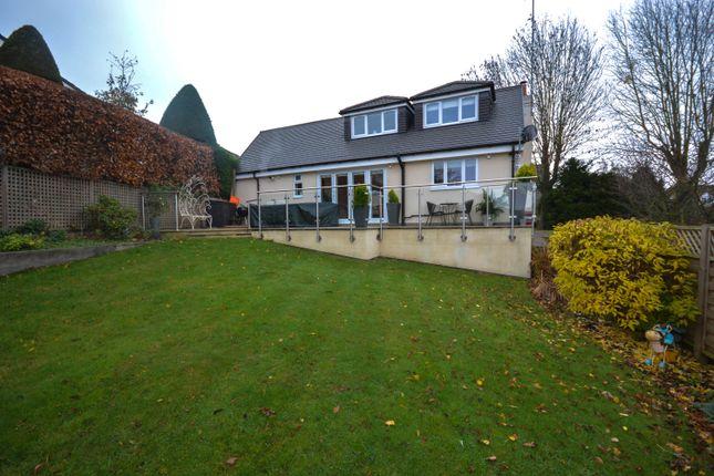 Thumbnail Detached bungalow for sale in Ridgeway Moor, Ridgeway, Sheffield