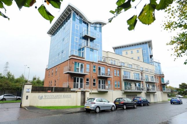 Thumbnail Flat for sale in Stockmans Way, Belfast
