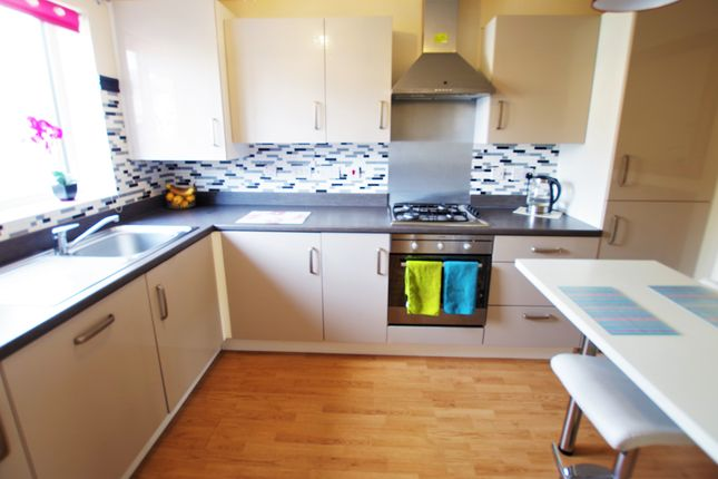 Thumbnail Semi-detached house for sale in Holy Well Drive, Bradford