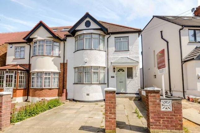 3 bed semi-detached house to rent in Randall Avenue, London