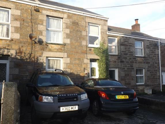 Thumbnail Terraced house for sale in Chili Road, Illogan Highway, Redruth