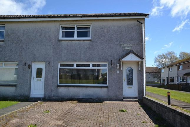 Thumbnail Terraced house for sale in Differick Drive, Lesmahagow, Lanark
