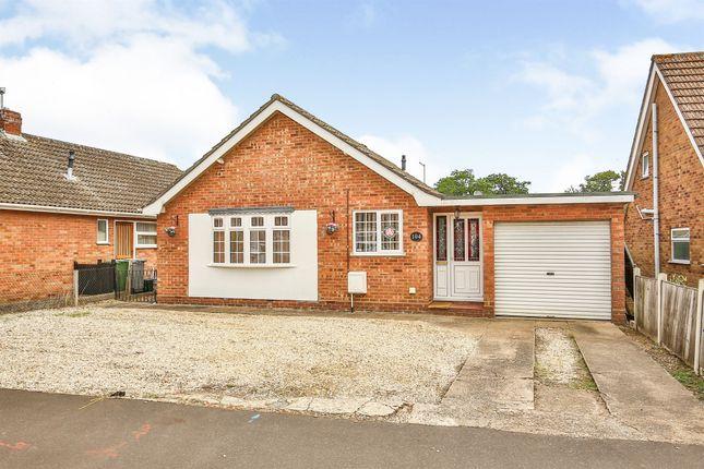 Thumbnail Detached bungalow for sale in Lloyd Road, Taverham, Norwich