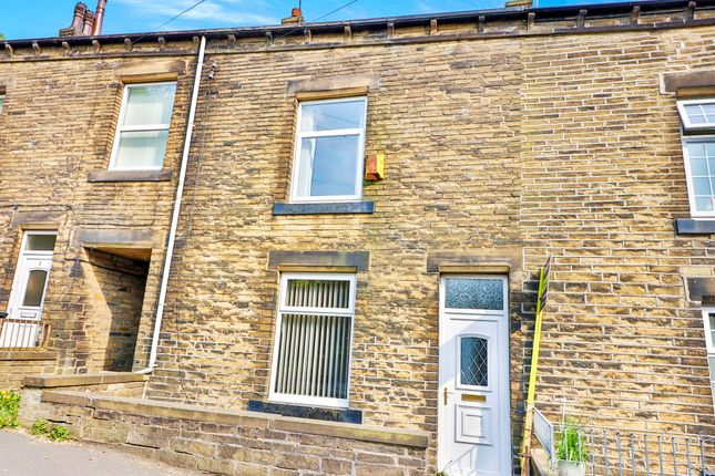 Thumbnail Terraced house for sale in Grosvenor Place, Luddendenfoot, Halifax