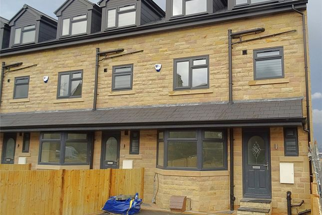 Thumbnail End terrace house for sale in Chapel Lane, Allerton, Bradford, West Yorkshire